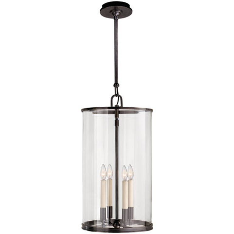MODERN SMALL LANTERN IN BRONZE Ralph Lauren Home | Lights to show ...