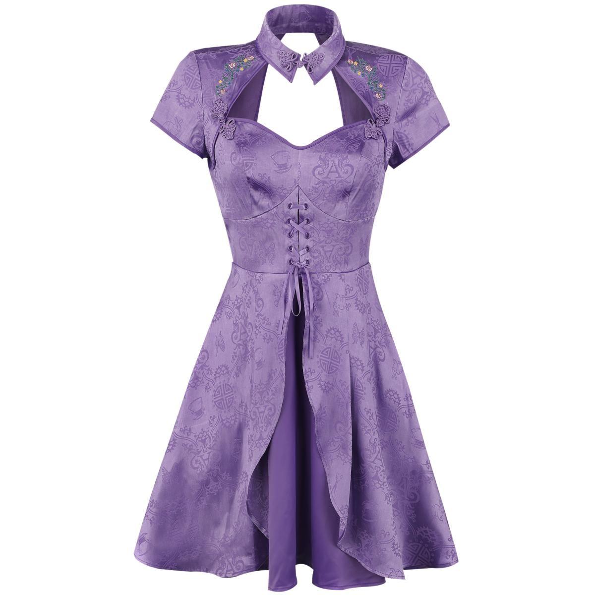 Alice im Wunderland Kurzes Kleid »Through The Looking Glass - Alice ...