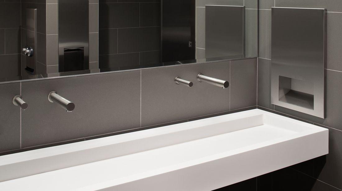 Lovair Slab System For Public Toilets