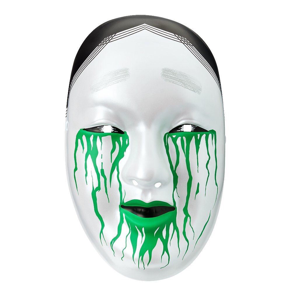 Asuka Mask Wwe Stuff Wwe Mask Wwe Costumes Plastic Mask