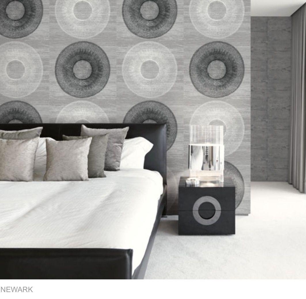 Design L O F T Edmonton Carl Robinson Wallpaper Wallpaper Walls Decor Wall Coverings Geometric Wallpaper