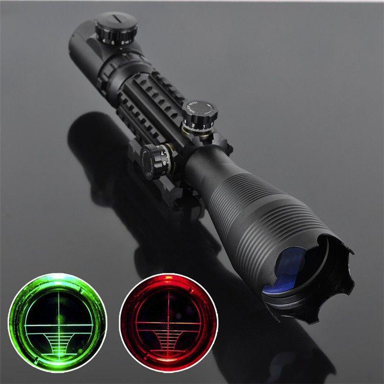 Air Rifle 4-16x50EG Red Green Dot Reflex Sight gun sight