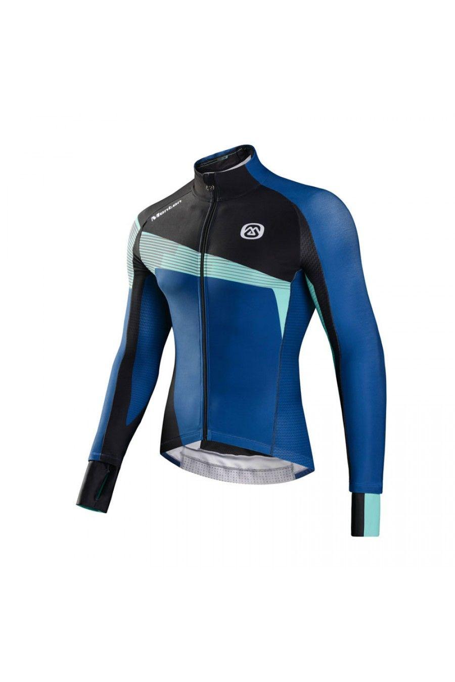 f76a1039d winter weight cycling jersey