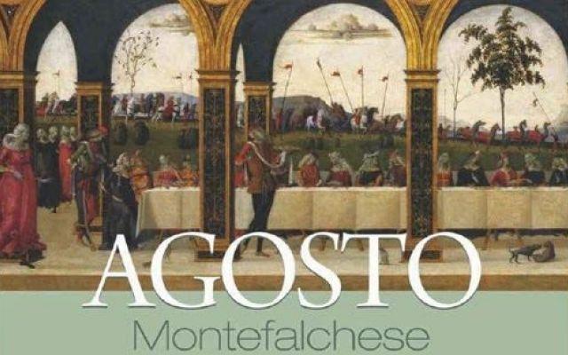 A Montefalco nel cuore dell'Umbria comincia l'Agosto Montefalchese. #vini #eventi #docg #umbria #estate