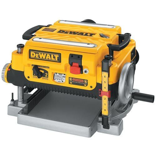 Factory Reconditioned Dewalt Dw735r Heavy Duty 15 Amp 13 Https Www Amazon Com Dp B0008g342c Ref Cm Sw R Pi Dp Wood Planer Woodworking Power Tools Planers
