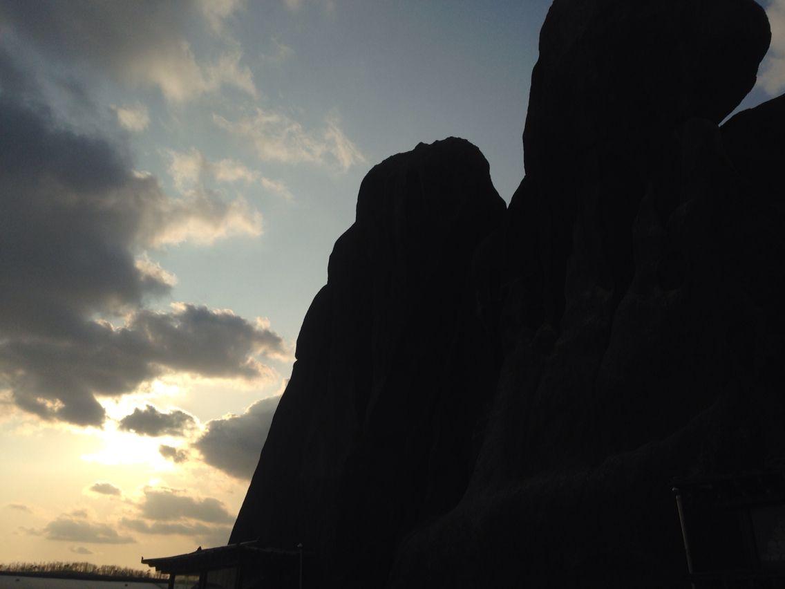 인왕산 선바위.