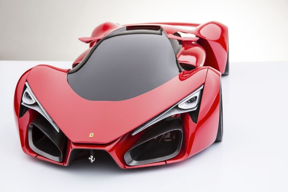 Auto Universe Automobile Car News Reviews Information Blog Ferrari F80 A Ultra Sleek Supercar Concept Auto Universe Auto Auto Da Sogno Automobile
