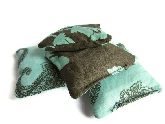 Rice Pillow Eye Pillow Cold Pack by PresenceDesigns, $8.00 ...