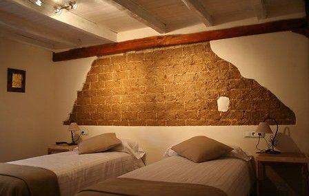 Hotel Rural La Nogala En Dobro Burgos Habitacion Doble Cama