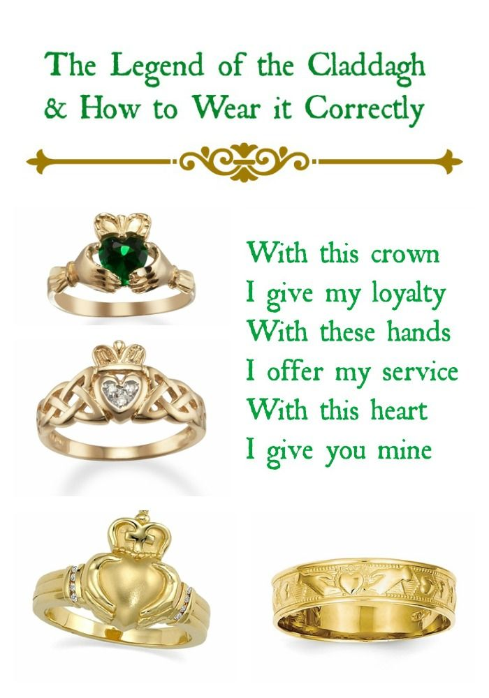 How To Choose A Claddagh Ring And What It Means Celtic Wedding Celtic Wedding Rings Claddagh