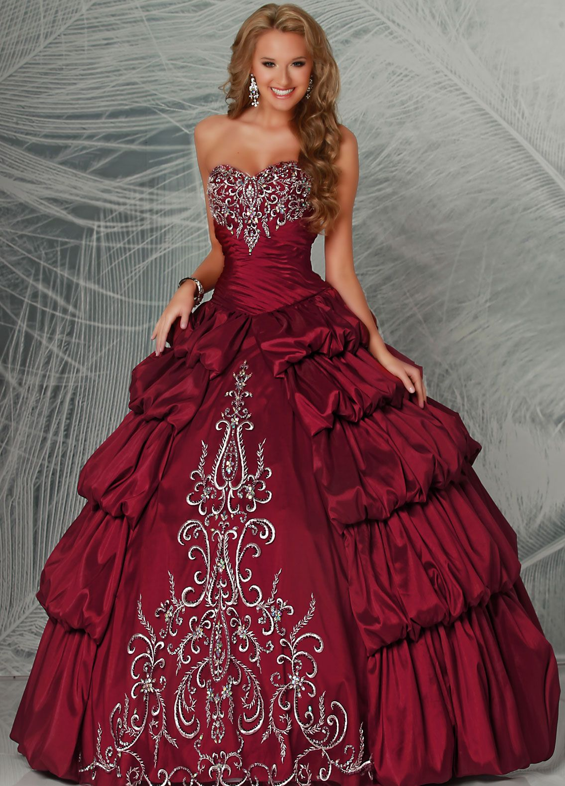 Q by da vinci style clothes pinterest gowns prom and