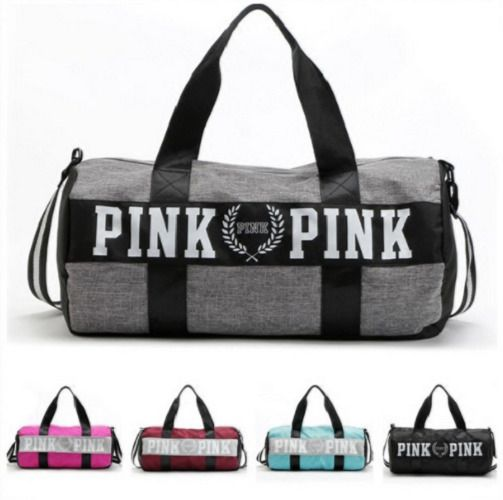 Victoria s Secret Bag - Love Pink Duffel   Gym Bags - Pick Any Color - Free  Ship   Free shipping, Ships and Products 4941228366