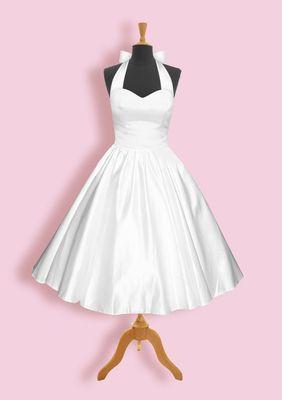 Rockabilly And Vintage Style Wedding Dresses Wedding Dresses 50s