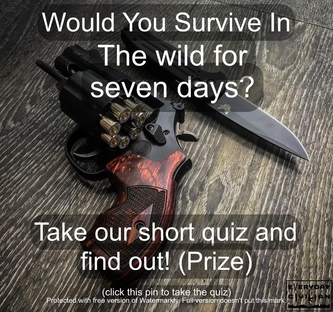 Photo of Would you survive in the wild for 7 days? 🤨 Click the picture and take our in…