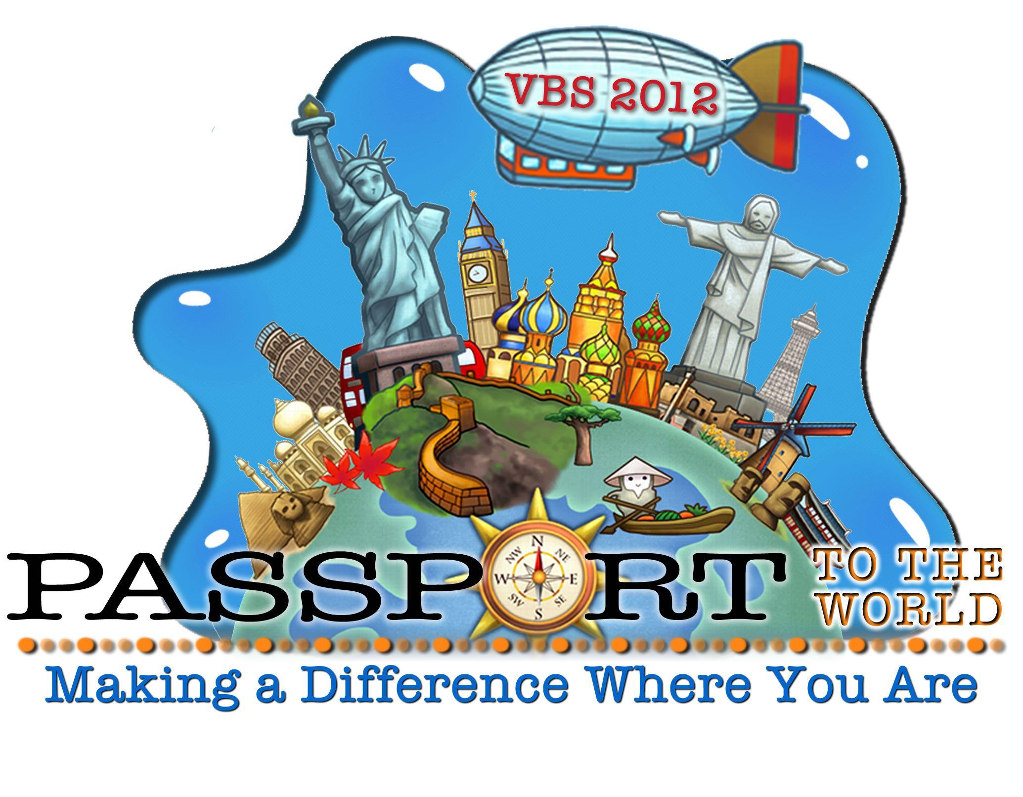 VBS theme 2012 | Children's church | Pinterest