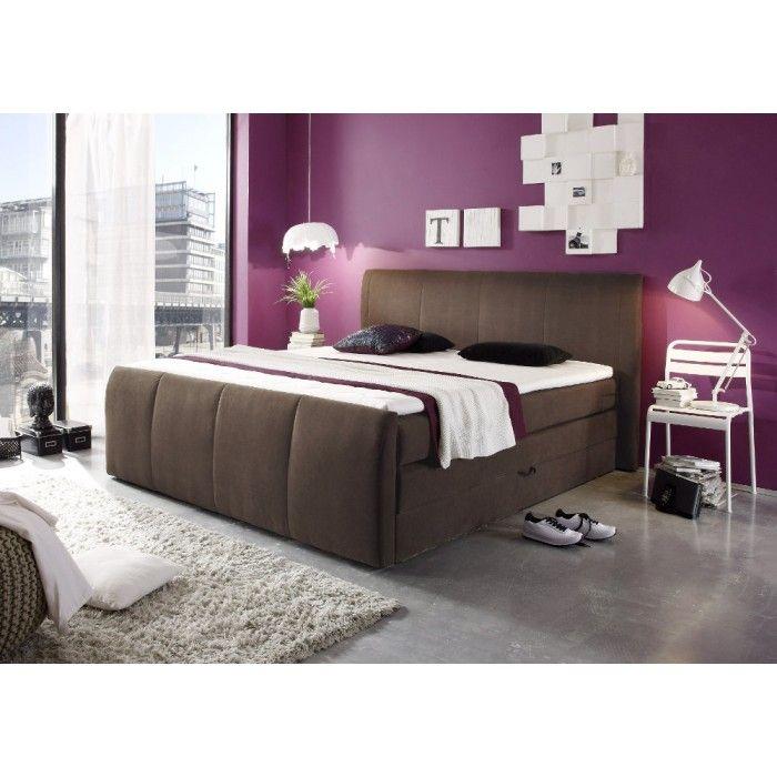 Boxspring posteľ - Pružinové postele Boxspring - Postele - Spálne - Sortiment