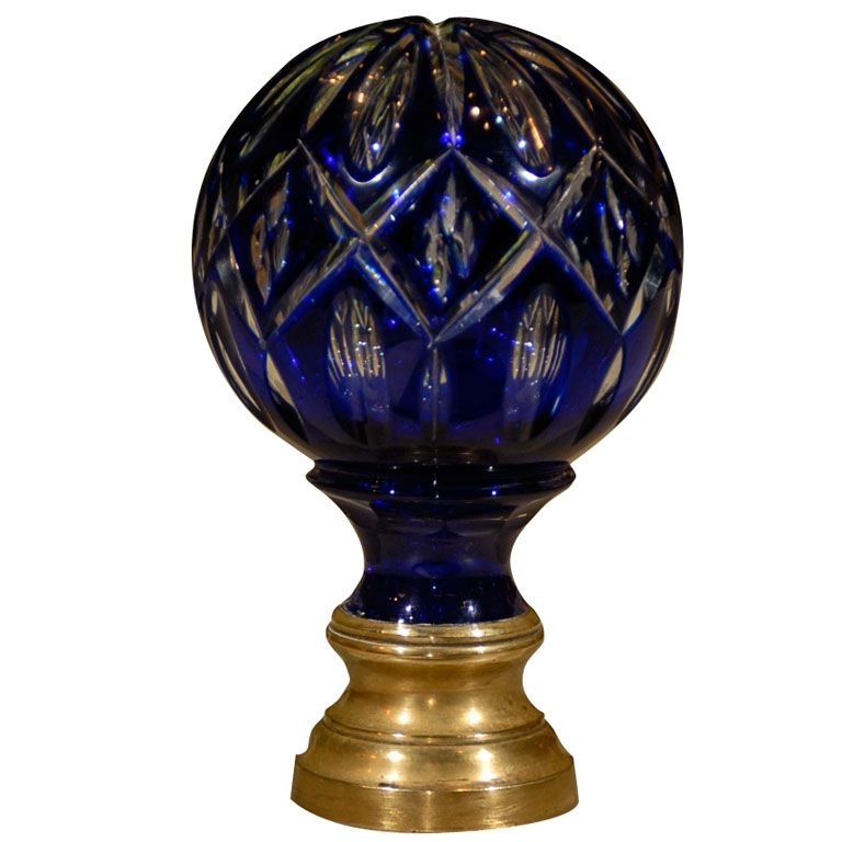 19th Century Bannister Ball