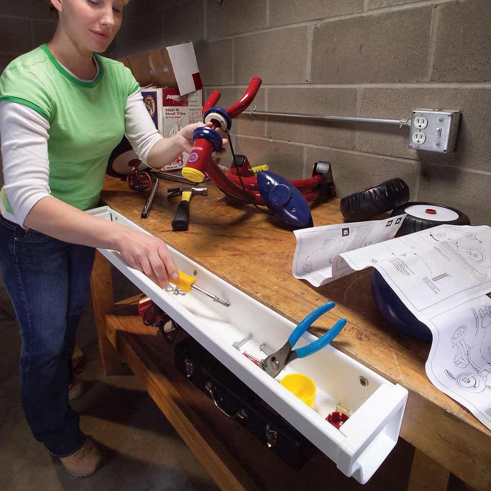29 Simple Ways to Make Your Workbench Work Harder Diy