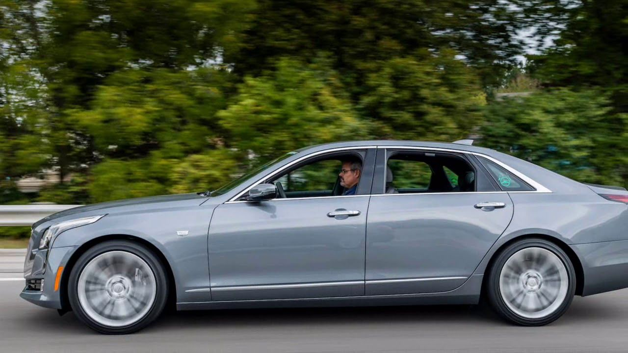 Pin On 2018 Cadillac Ct6 Safety And Crash Test