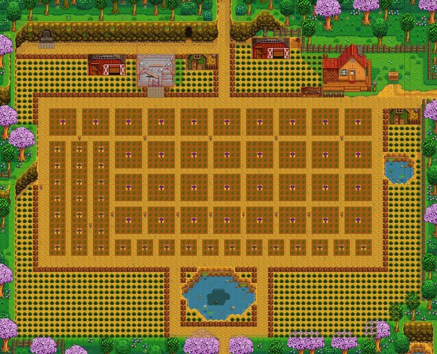 Pin by Eric Duke on Stardew Valley | Stardew valley farms