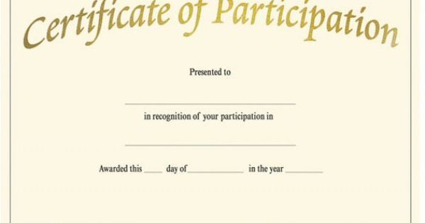Fill in Certificate Templates Award certificates, Certificate - best of free forklift training certificate template