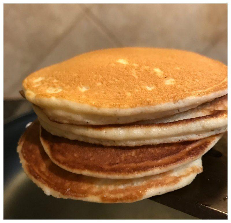 Low Carb Pancakes Keto Friendly