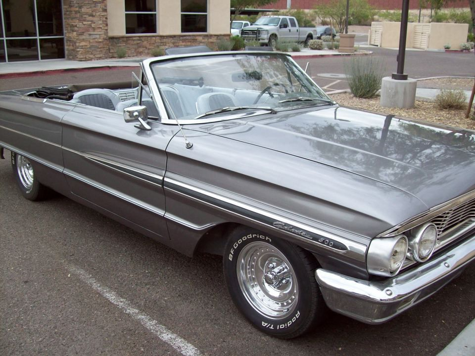 Autotrader Classics - 1964 Ford Galaxie - Muscle & Pony Cars ...