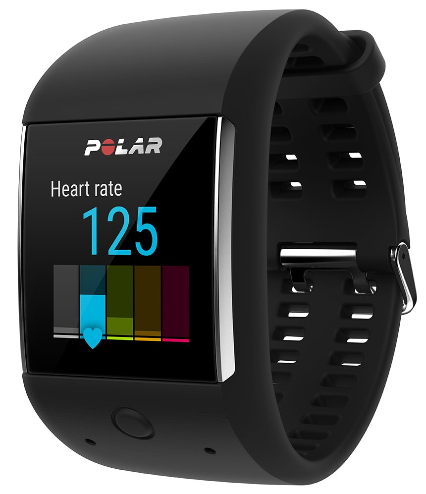 Polar M600 Android Wear Smartwatch Watch Releases