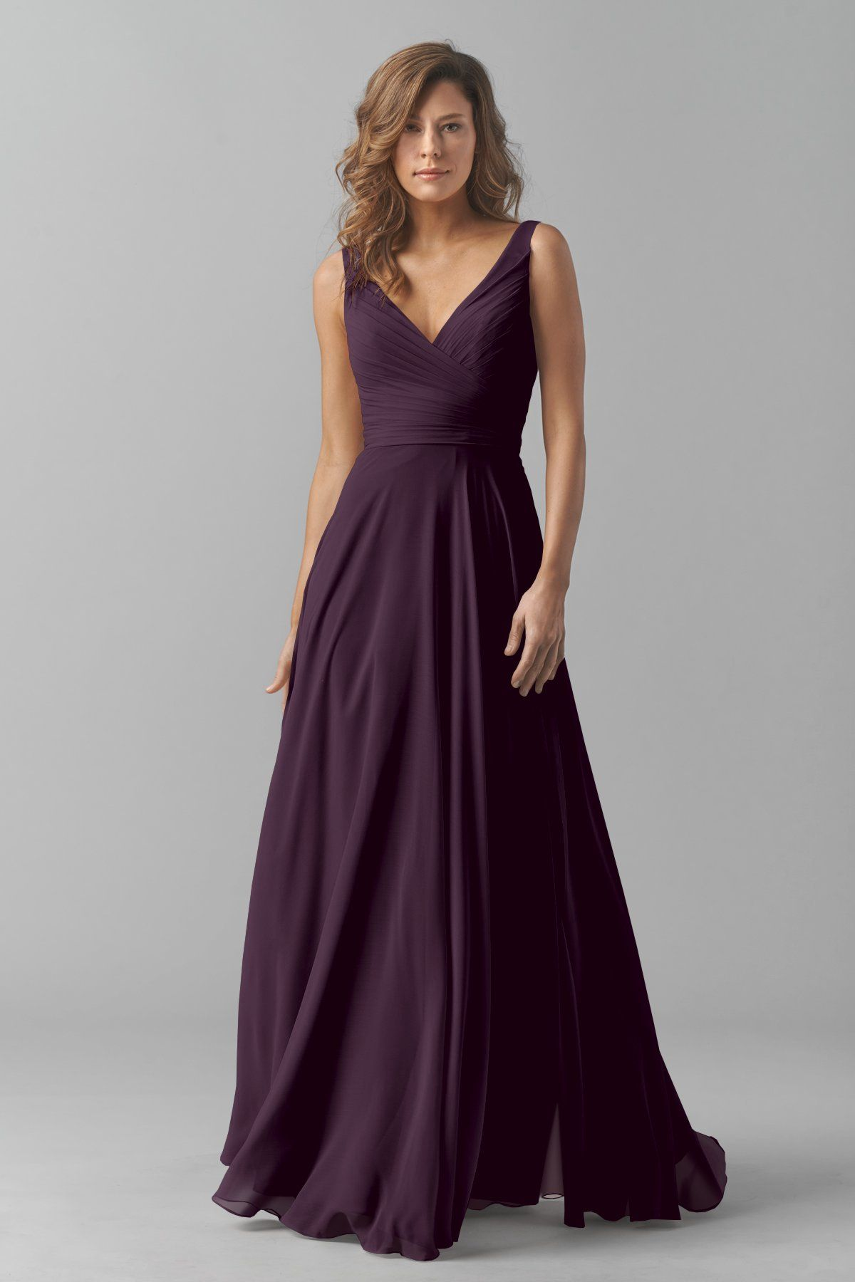 Watters maids dress karen not your average mother of the bride pretty style relaxed and comfortable shop watters bridesmaid dress in crinkle chiffon at weddington way find the perfect made to order bridesmaid ombrellifo Image collections