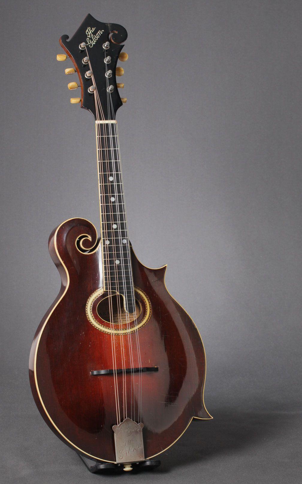 1920 Gibson F2 Mandolin