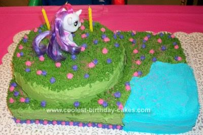 Coolest My Little Pony Cake Pony cake Homemade and Cake
