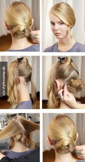 Haar Inspiration Der Grace Kelly Look Wedding Hair Bob Hair
