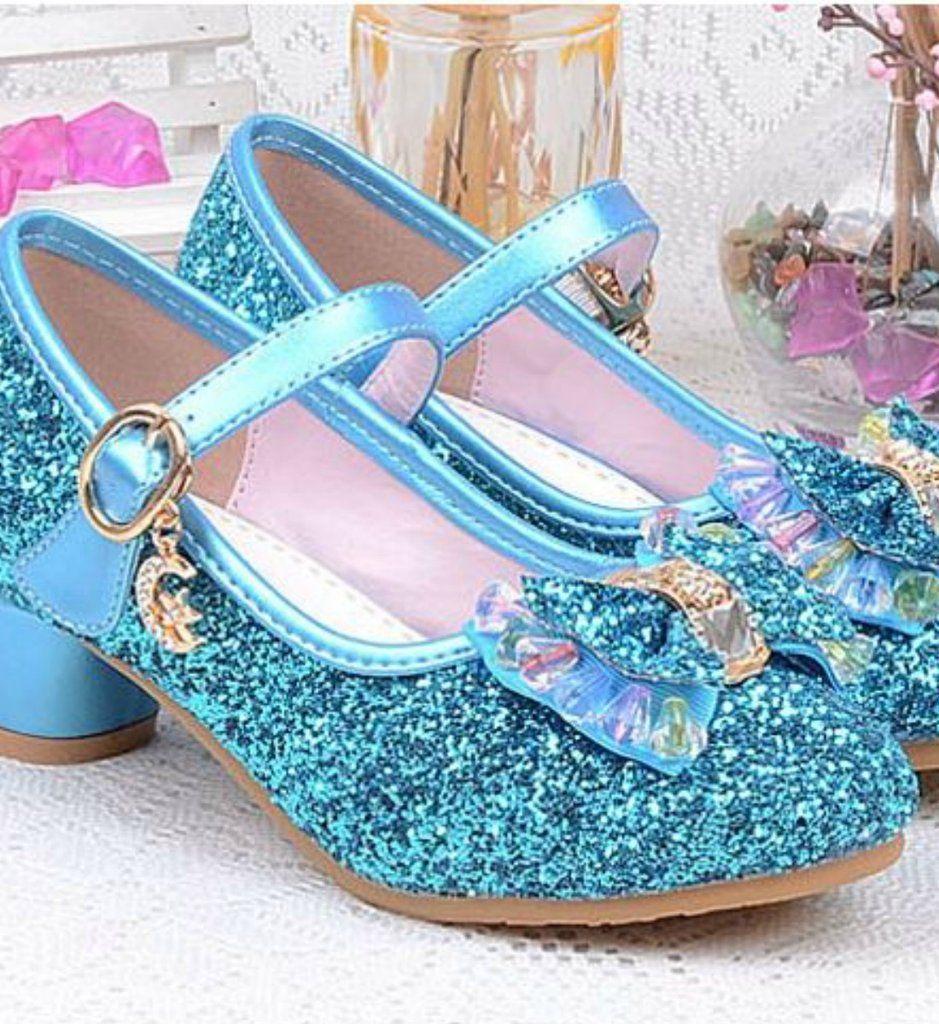 Girls glitter shoes, Little girl shoes