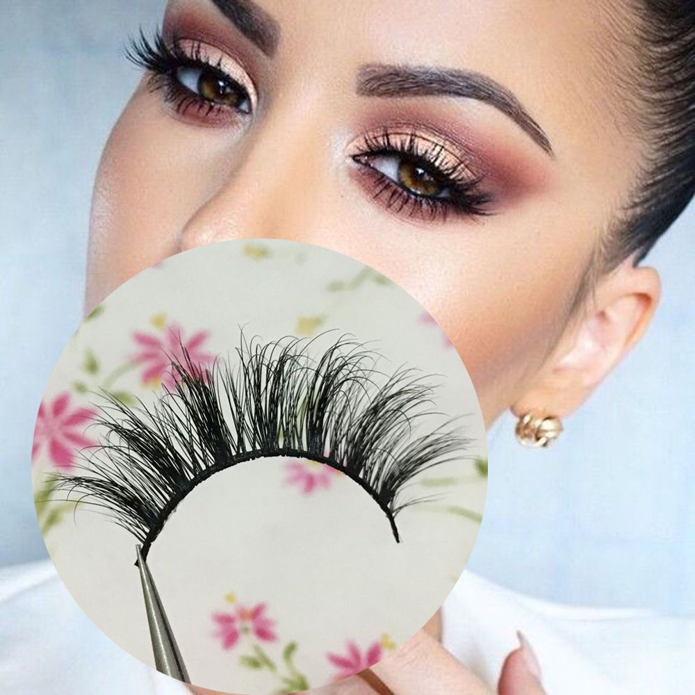 6382c401527 Premium Lilly Lashes Miami 100% Real Siberian Mink Strip Eyelashes 3D  Minklashes