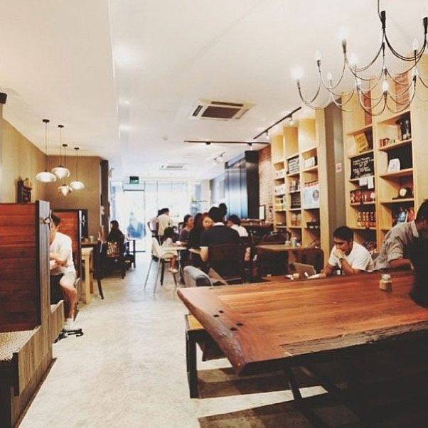 12 Halal Cafes In S Pore That Make Hipsters Go Uh Uh Siol Halal Cafe Halal Recipes