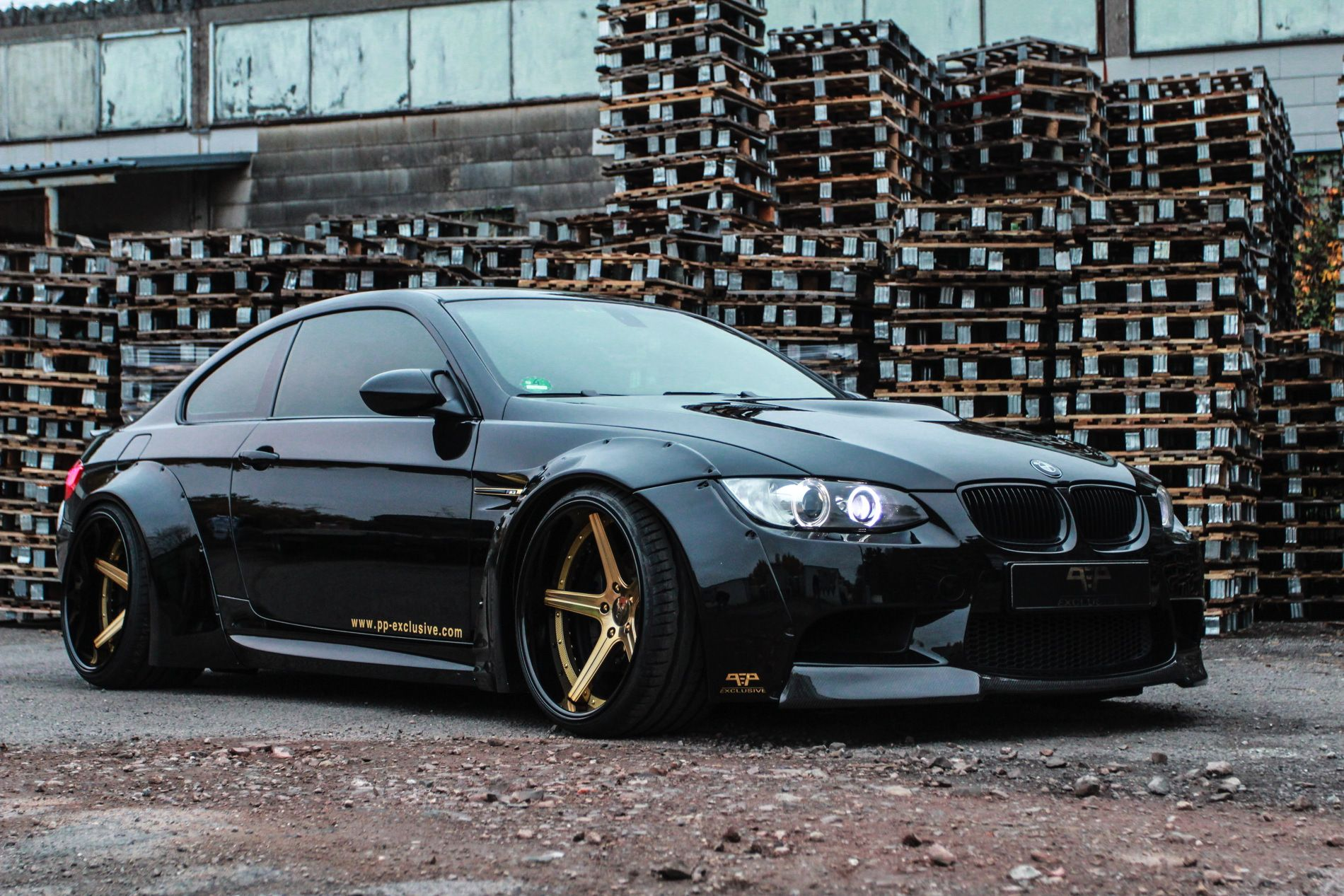 Pp Exclusive Bmw M3 E92 Liberty Walk A Widebody Monster