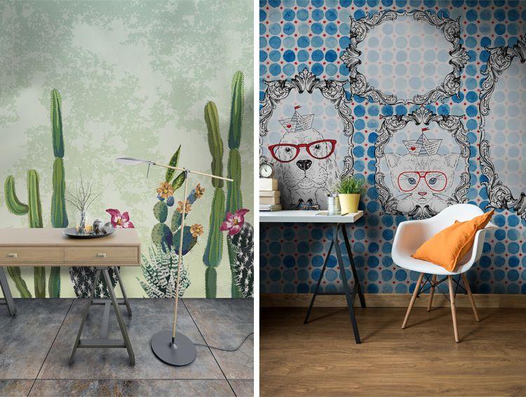 Arredare Facile ~ Wallpaper diy: decolution: blog arredamento facile design