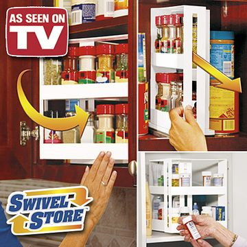 """As Seen On Tv Spice Rack Looks Like It Actually Would Save A Lot Of Spacegot To Love """"as"""