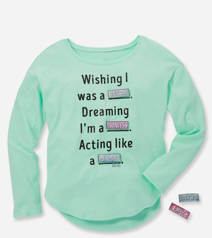 Justice Mad Libs T Shirt Justice Clothing Cute Outfits For Kids Justice Shirts