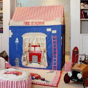 Para o quarto dos meninos, diversão e encanto.