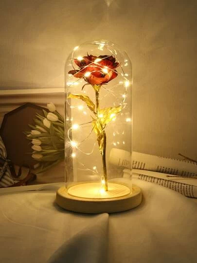Pin By Diana Santos On Dreams In 2020 Flower Lights Decorative Night Lights Rose Lights