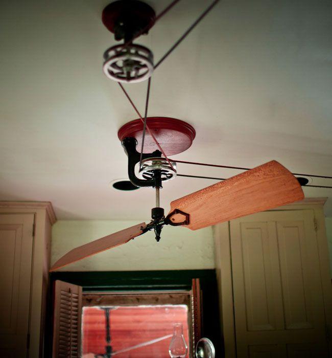 Woolen Mills Belt Pulley Fans Gear Patrol Belt Driven Ceiling Fans Steampunk Ceiling Fan Bronze Ceiling Fan