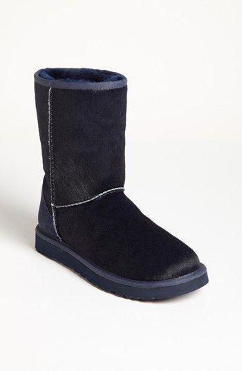 ugg australia classic short exotic boot nordstrom exclusive rh pinterest com