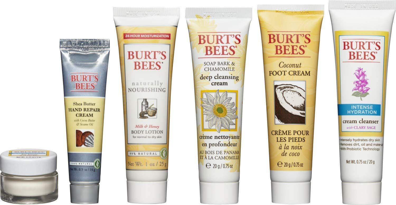 Burt S Bees Skin Care Burt S Bees Makeup Aodour In 2020 Repair Cream Foot Cream Travel Size Products