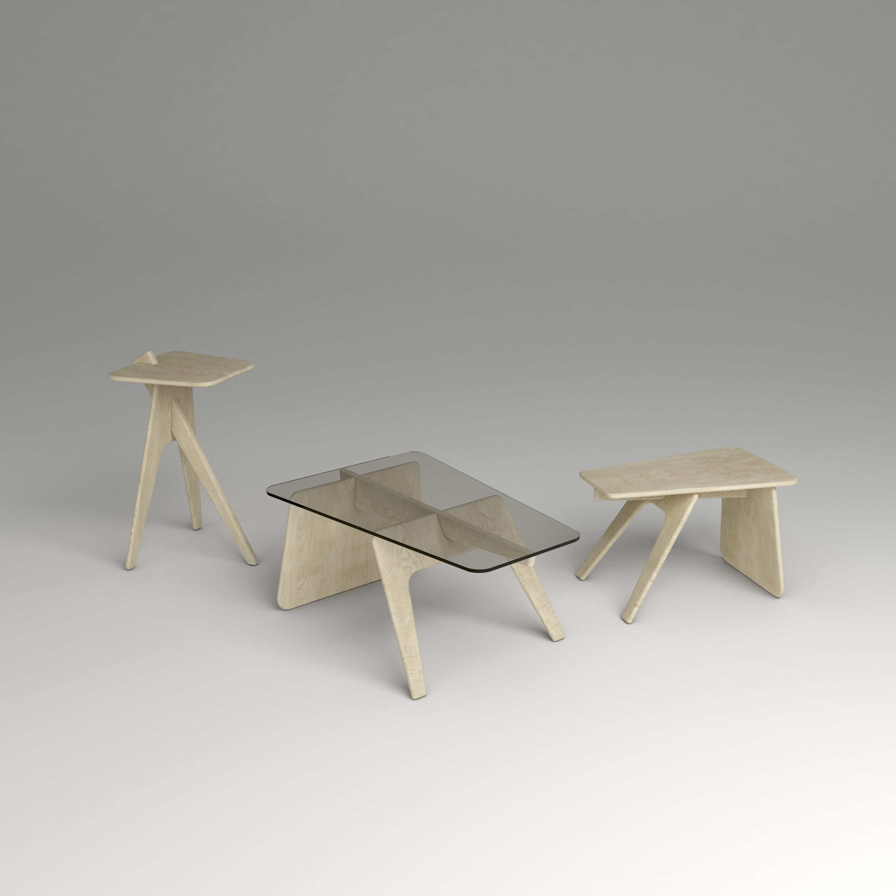 Al ed fred is a series of small coffee tables made of solid ash al ed fred is a series of small coffee tables made of solid ash geotapseo Image collections