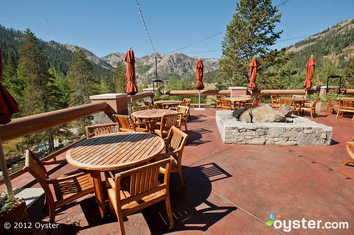 We've been talking about doing a summer or spring month Tahoe adventure. We will eat here at least once!   Six Peaks Grille at the Resort at Squaw Creek, Lake Tahoe