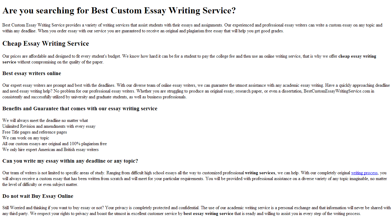 Using Numbers Essay Writing the