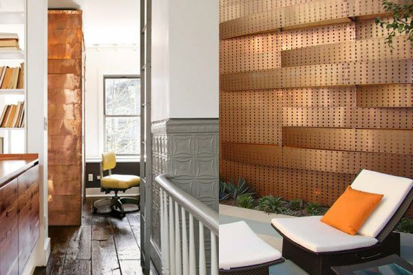 Decorating Your Interiors With Copper