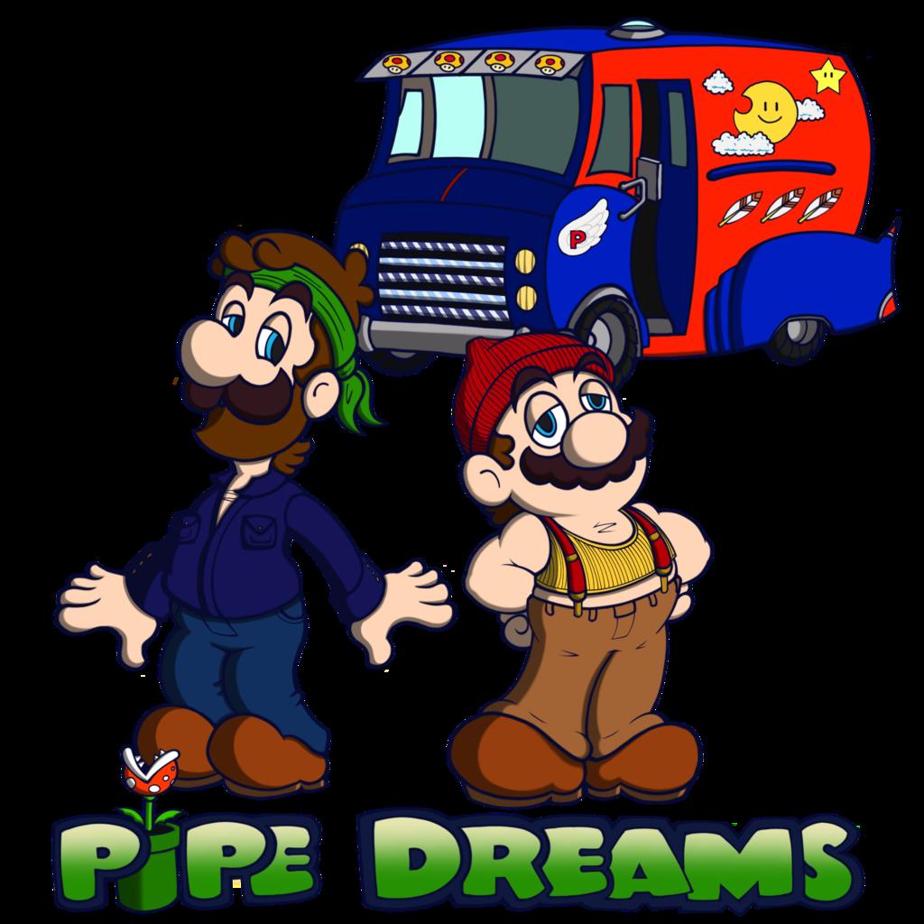 ece7e62b4 Mario Luigi - Pipe Dreams