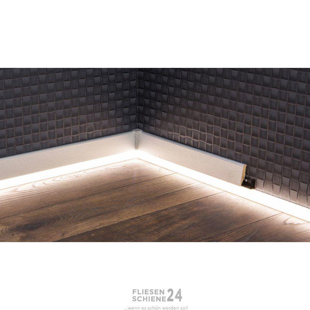 Led Leiste Luxline Fliesenschiene24 Led Schiene Nachtbeleuchtung Led